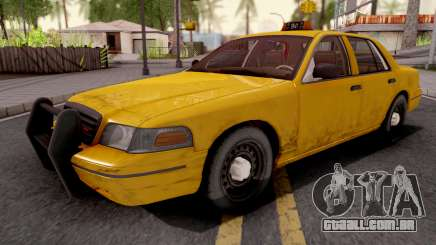 Ford Crown Victoria Taxi Sedan para GTA San Andreas