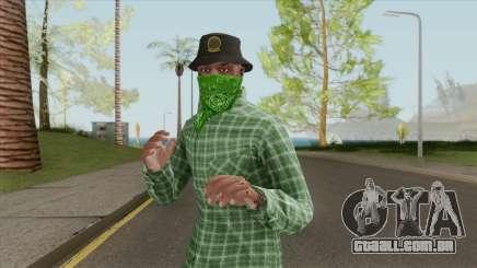 Skin Random 185 V1 (Outfit Lowrider) para GTA San Andreas
