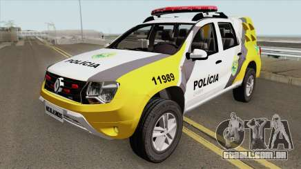 Renault Duster Oroch (PMRP) para GTA San Andreas