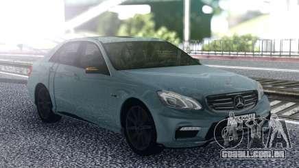 Mercedes-Benz E63 AMG S 4matic 2014 para GTA San Andreas