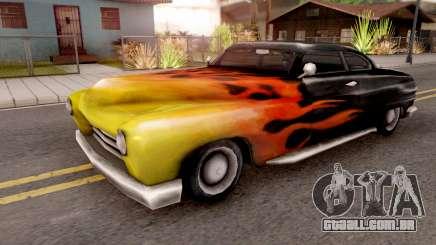 Cuban Hermes from GTA VC para GTA San Andreas
