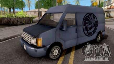 Toyz Van GTA III Xbox para GTA San Andreas