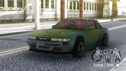 Nissan Silvia S13 Street Drift para GTA San Andreas