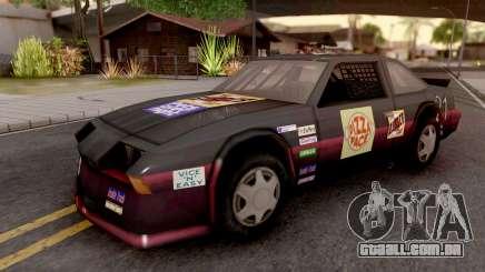 Hotring Racer A from GTA VC para GTA San Andreas