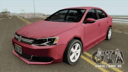 Volkswagen Jetta 14 (Improved Version) para GTA San Andreas