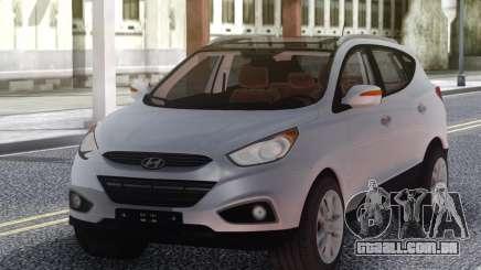 Hyundai Tucson Crossover para GTA San Andreas