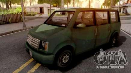 Moonbeam GTA III Xbox para GTA San Andreas