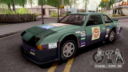 Hotring Racer A GTA VC Xbox para GTA San Andreas