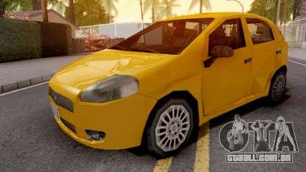 Fiat Punto 2006 para GTA San Andreas