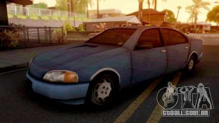 FBI Kuruma GTA III Xbox para GTA San Andreas