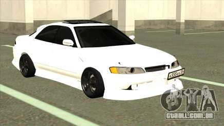 Toyota Mark II Drift para GTA San Andreas