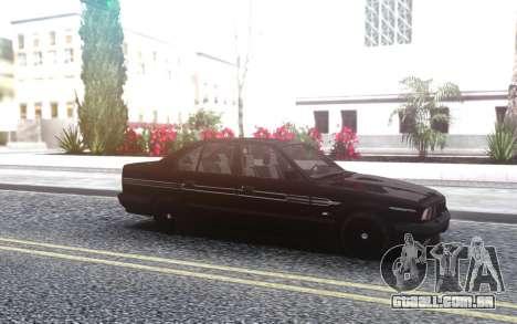 BMW Alpina B10 para GTA San Andreas