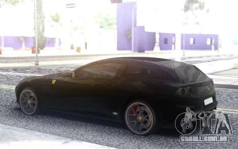 Ferrari GTC4Lusso para GTA San Andreas