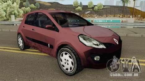 Renault Clio (SA Style) para GTA San Andreas