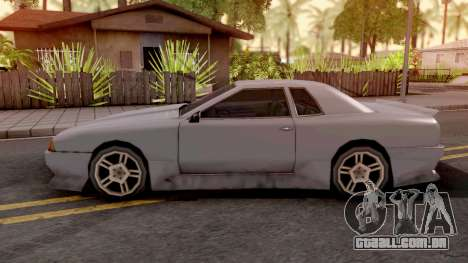 Elegy BN Sports para GTA San Andreas