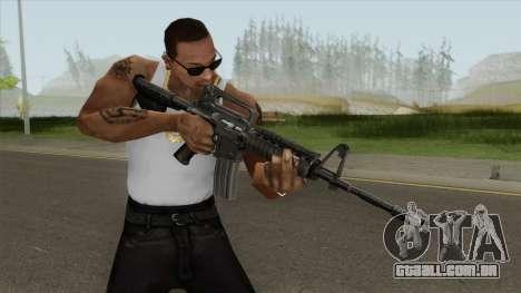 Firearms Source M4A1 para GTA San Andreas