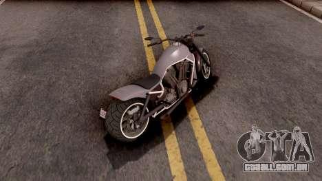 Nightblade GTA V para GTA San Andreas