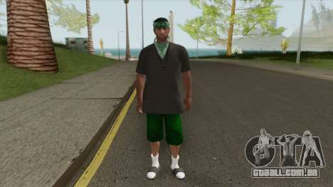Skin Random 187 (Outfit Lowrider) para GTA San Andreas