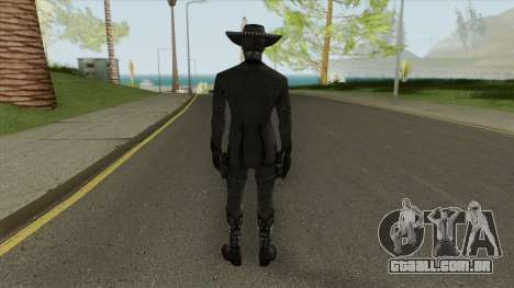 Erron Black (Mortal Kombat) para GTA San Andreas