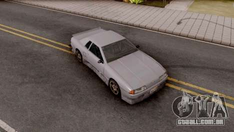 Elegy BN Sports para GTA San Andreas