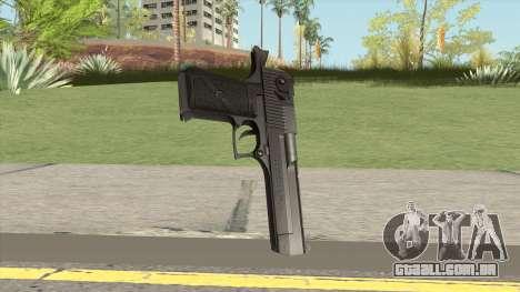 Firearms Source Desert Eagle para GTA San Andreas