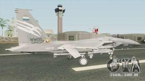 F-15C Trigger para GTA San Andreas