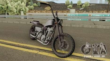 Daemon GTA IV (Metal Obscuro) para GTA San Andreas