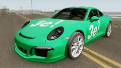Porsche 911 R 2016 (3E Gang)