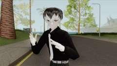 Haise Sasaki V2 (Tokyo Ghoul) para GTA San Andreas