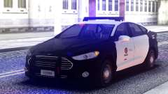 Ford Mondeo Police Interceptor para GTA San Andreas