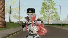 Rebel From Fortnite para GTA San Andreas