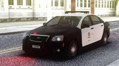 Chevrolet Caprice PPV para GTA San Andreas