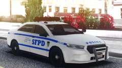 Ford Taurus Police Interceptor Engine para GTA San Andreas
