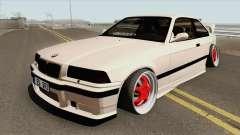 BMW E36 1998 Stance by Hazzard Garage para GTA San Andreas