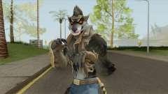 Dire Tier 6 (Fortnite) para GTA San Andreas