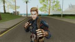 Captain America - Avengers EndGame (MFF) para GTA San Andreas