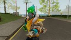 Creative Destruction - Legendary Parrot para GTA San Andreas