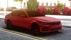 BMW 540i Perfomance para GTA San Andreas