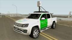 Volkswagen Amarok V6 2018 (Google Street View) para GTA San Andreas