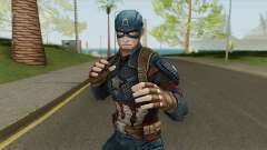 Marverl Future Fight - Captain America (EndGame) para GTA San Andreas
