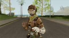 Creative Destruction - Azure Knight para GTA San Andreas