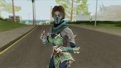 Jade (Mortal Kombat) para GTA San Andreas