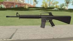 Firearms Source M16A2 para GTA San Andreas