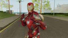 Iron Man MK85 - Avengers EndGame (MFF) para GTA San Andreas