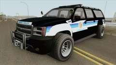 Chevrolet Suburban (LAX Airport Police)