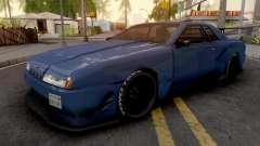 Elegy Hyper-A Drift Lowered para GTA San Andreas