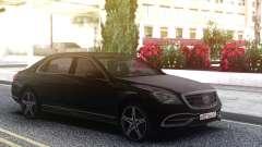 Mercedes Benz-Maybach S-650 para GTA San Andreas