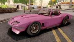 GTA V Invetero Coquette Classic TL IVF para GTA San Andreas