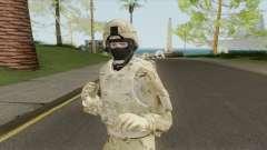 Skin Random 198 (Outfit Military) para GTA San Andreas
