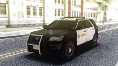 Ford Explorer Police Interceptor para GTA San Andreas
